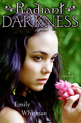 Emily Whitman Radiant Darkness Young Adult YA Fantasy Novel Myth Retelling Persephone Indiebound