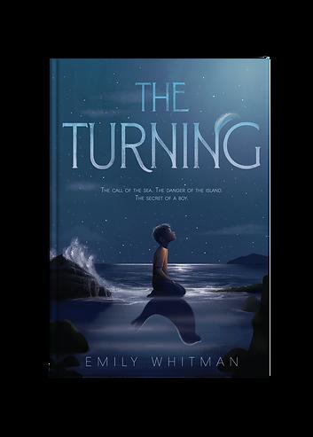 Emily Whitman The Turning Midde Grade Fantasy Novel Selkie Folklore Adventure