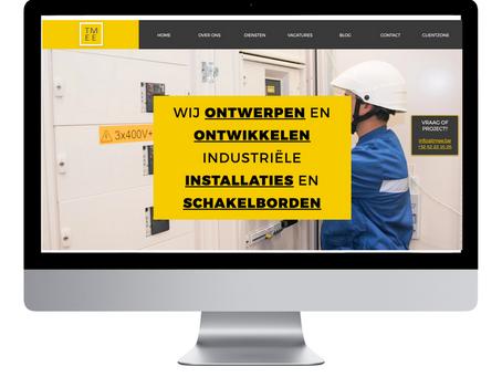 Een nieuwe website voor TMEE