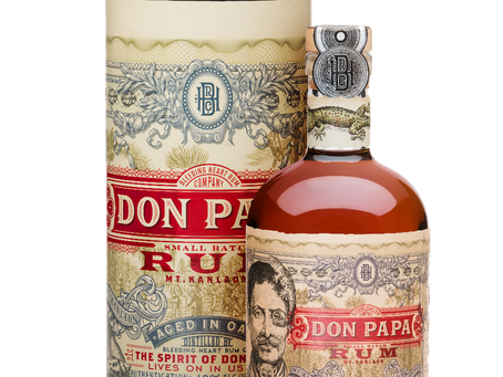 Don Papa rum! Ideaal voor vaderdag ;-)