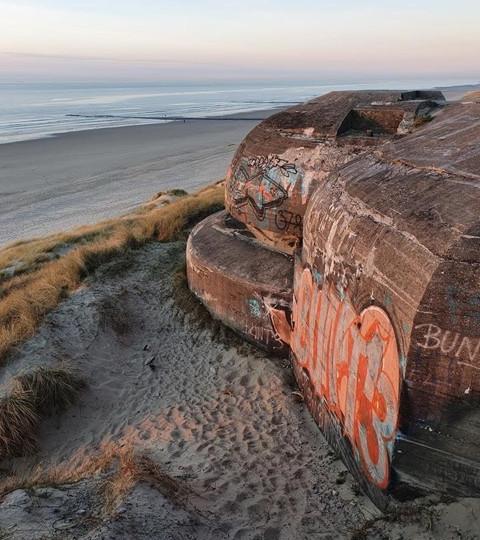 bunker oorlog bredene