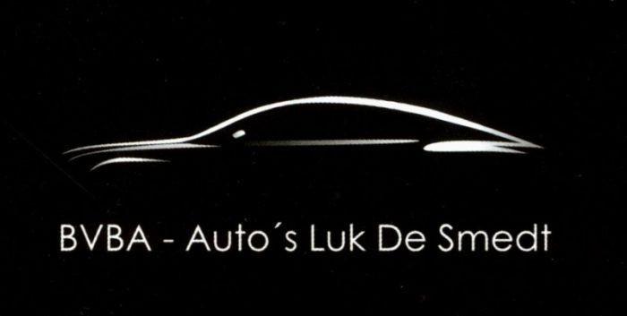 oud logo auto's luk de smedt