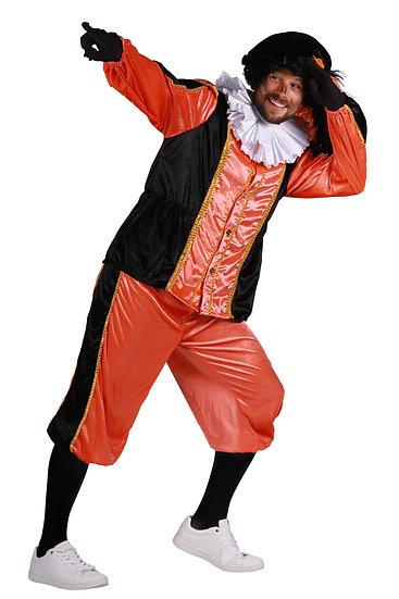 Piet heer ''Tormolinos'', Oranje-Zwart