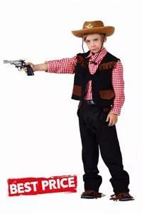 cowboy kostuum kinderen