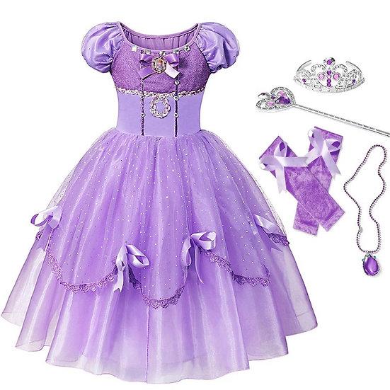 Prinses Sofie kleedje