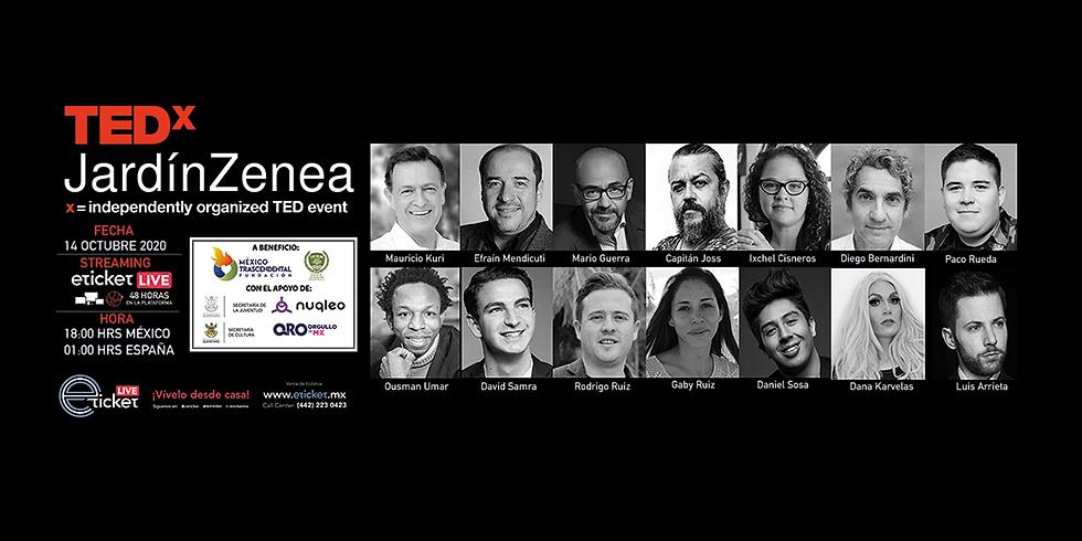 TEDxJardínZenea Querétaro 2020