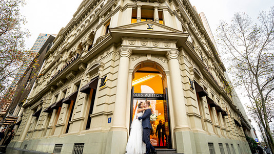 Locus Photo - Melbourne Wedding Photography