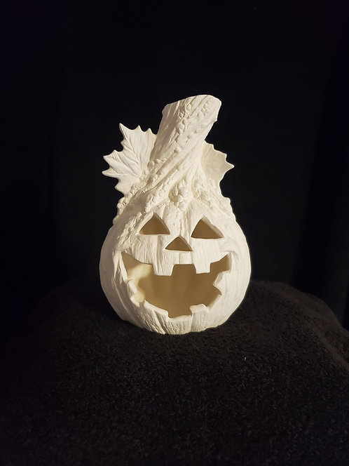 Pumpkin Votive Candle Holder