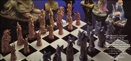 Mystical Chess Set