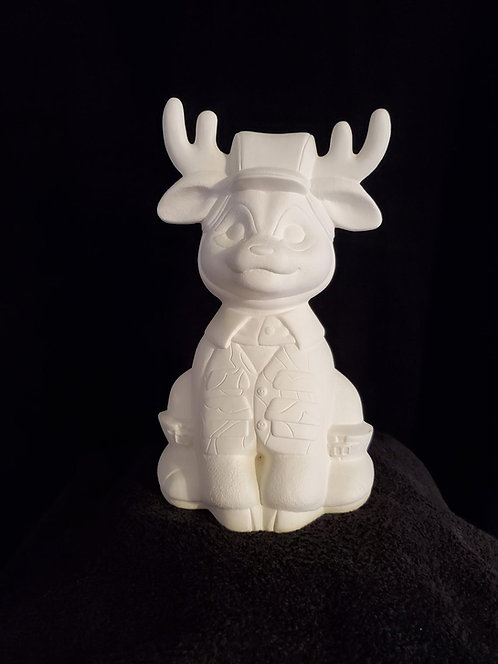 Deer Hunter Figurine