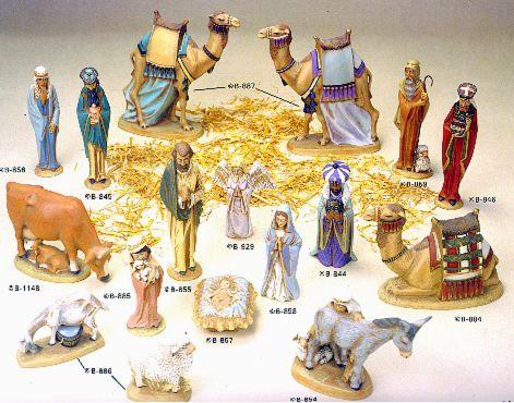 Byron Nativity Set
