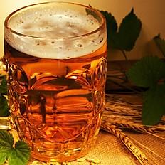 Разливное пиво, фильтрованное/нефильтрованное - 180 рублей/литр