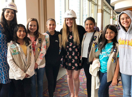 Girl Scouts - G.I.R.L.s Rule Day - Panel Discussion