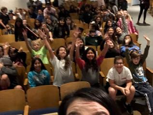 Lincoln Middle School Dreams Big