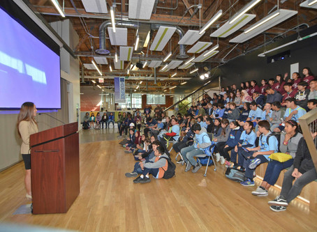 Middle School Day - Engineers Week 2018