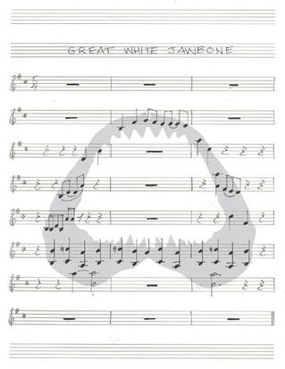 Great White Jawbone