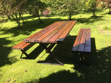 2.7m large outdoor set