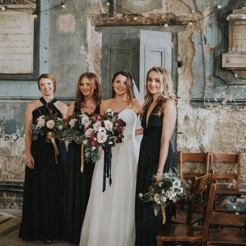 Asylum Chapel Wedding London