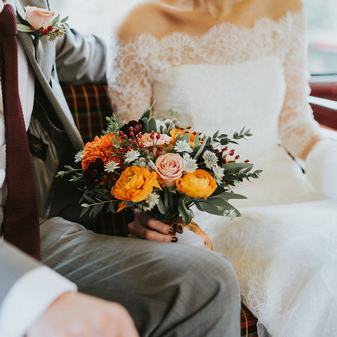 Brighton Wedding Florist