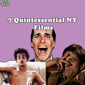 So Nice they Named it twice: 7 Quintessential New York Movies