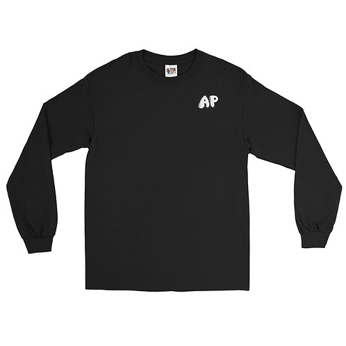 "AP ""BEANIE MAN"" Long Sleeve Shirt"