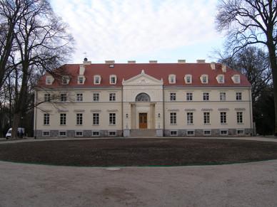 Ogród Botaniczny w Przelewicach