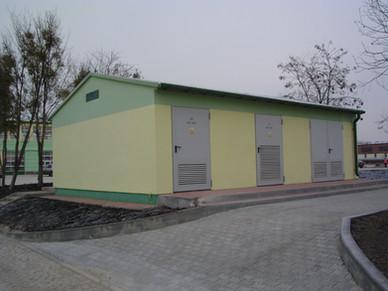 Modernizacja budynków Regionalnego Centrum Kryminalistyki Komendy Wojewódzkiej Policji w Szczecinie