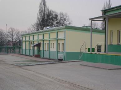 Modernizacja budynków Regionalnego Centrum Kryminalistyki Komendy Wojewódzkiej Policji w Szczecinie.