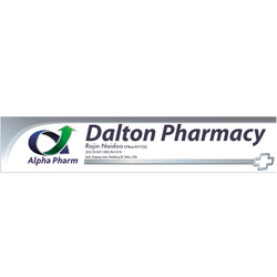 Dalton Pharmacy Alpha Pharm Logo Aug 2017