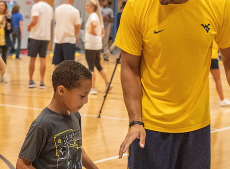ADAM HENSLEY: GET MOVING CAMPAIGN 'BRINGS THE KID OUT IN YOU'