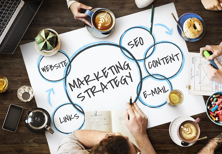 Business Solution Marketing Digital Plan