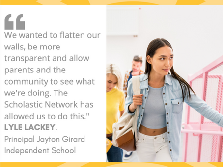 How Jayton-Girard Independent School District is Using The Scholastic Network for Career Training.