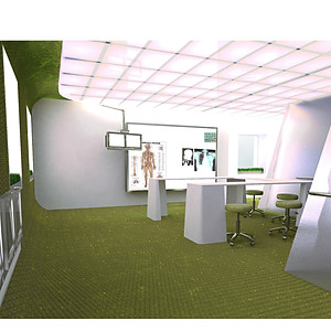 Дизайн проект медицинского учреждения
