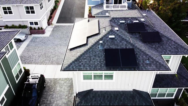 James Sugay Solar Installation