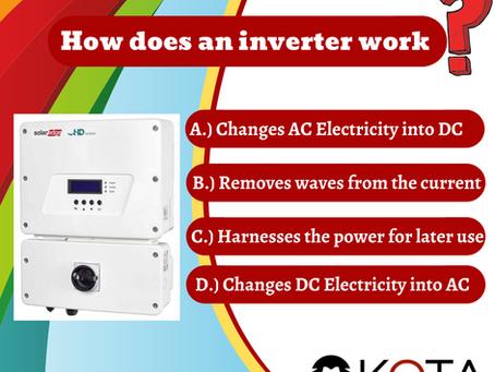 #TMT: How Does an Inverter Work?