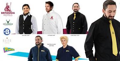 Hotel & Leisure Uniforms by Xcel Bespoke Global Marketing