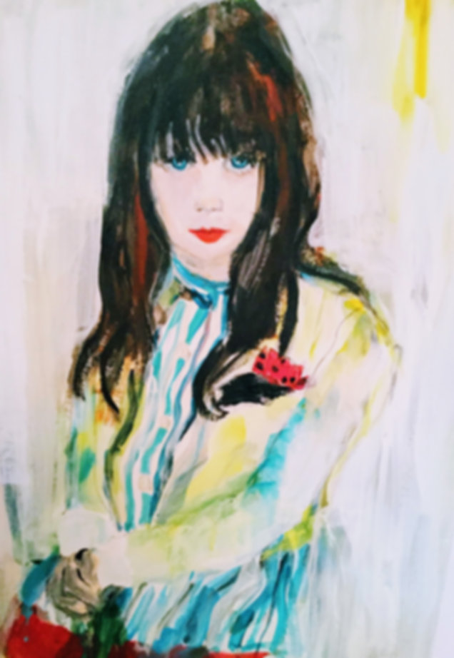 Beverely Maso Artist Original Painting for Sale