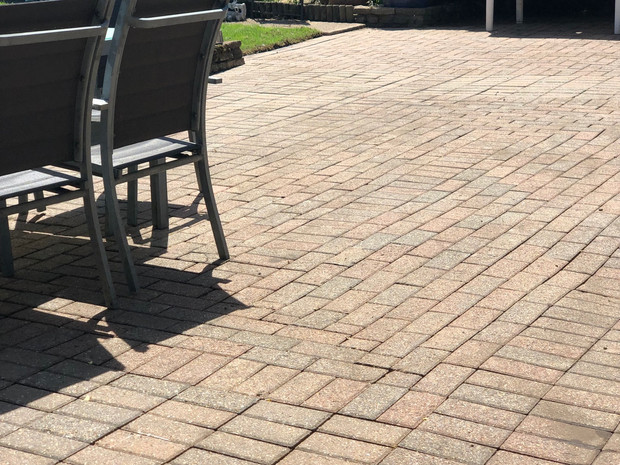 Patio cleaning in Borehamwood
