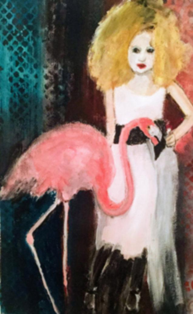 Beverley Mason Artist Original Painting for Sale
