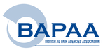 Logo for The British Au Pair Agencies Associatio