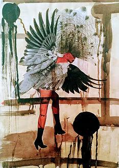 Art Print for Sale by Artist Beverley Mason