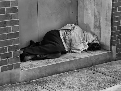 medical help and support for the homeless in London
