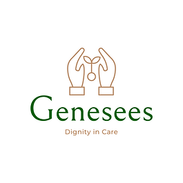Logo for Genesees Residential Elderly & Disabled Care Home