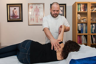 Osteopath in Harrow