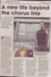 Ham and High Article on Holland Park Pilates