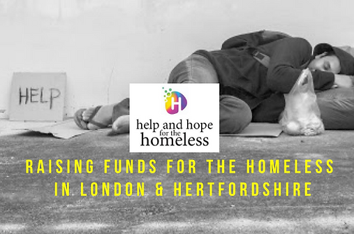 Raising Funds for Help & Hope for the Ho