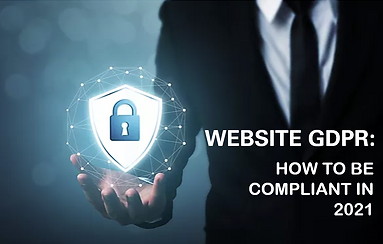Website GDPR Compliance for small business owners