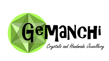 New Logo for a Crystal and handmade Jewellery Business