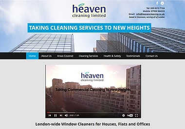 Window Cleaning for London