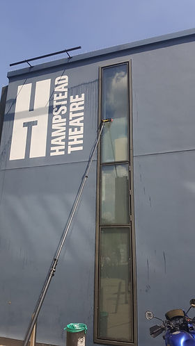 Hampstead Theatre Cleaning by Heaven Cleaning London